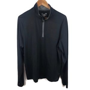 Under Armour Run Fitted Quarter Zip Pullover
